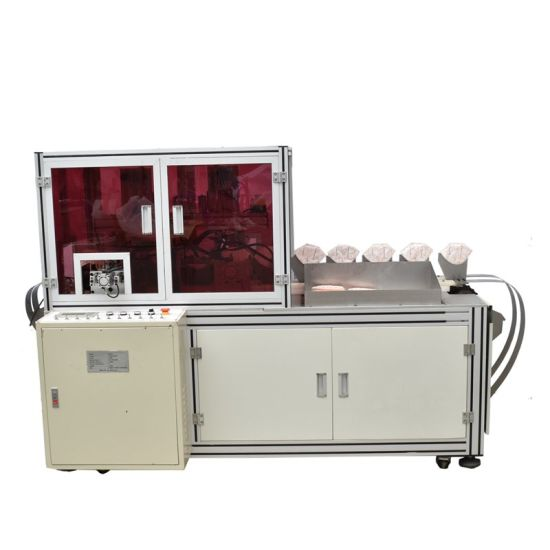 Automaitc N95 Dust Face Mask Making Machine