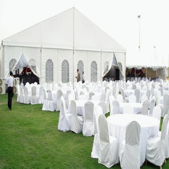 Small Canopy Aluminum Frame Event Tent with Double Layers pictures & photos