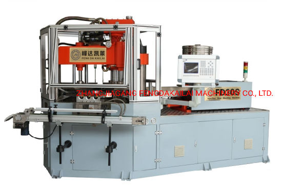 Fd30s Automatic Double Servo Injection Blow Molding Machine for 2ml-2000ml PE/PP/HDPE/LDPE Plastic Bottles