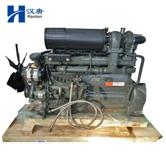 Weichai Deutz Diesel Engine WP6G125E22 for loader excavator etc