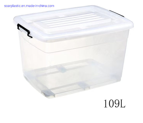 White Lucid Plastic Storage Container Injection Product Mould Mouling Moulds for Storage Box Mould