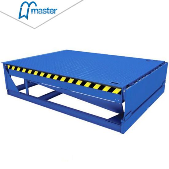 China Factory 10ton Hydraulic Dock Leveler Price