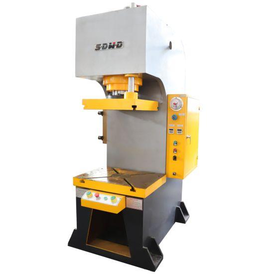 63 Ton Single Column Industrial Platen Hydraulic Press