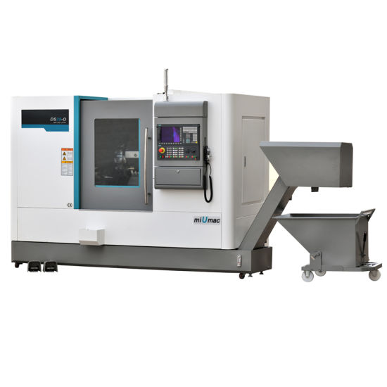 High Quality Metal Horizontal CNC Lathe Machine (DS28-O)