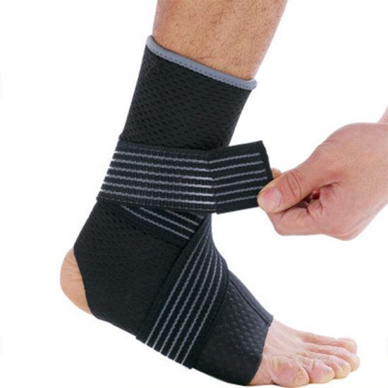 Neoprene Orthopedic Basketball Ankle Supports Brace