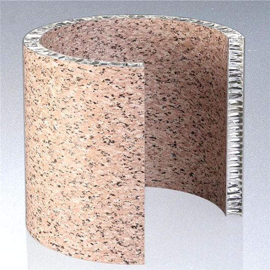 10mm Aluminum Honeycomb Panel (ACE-51-52) with Stone Grain