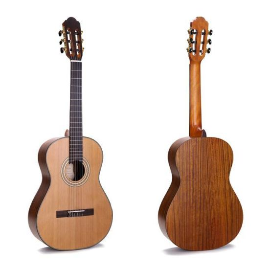 OEM Chinese Guitar Factory Price 36 Inch Solid Spruce Nylon Strings Traveling Classicall Guitar