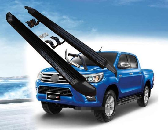 Auto Body Part Side Step for Toyota Hilux Revo