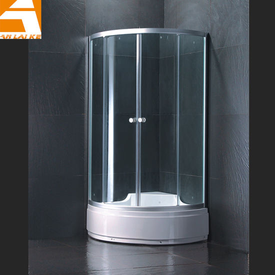 Cheap Corner Bathroom Shower Enclosure (KF-116A/B)