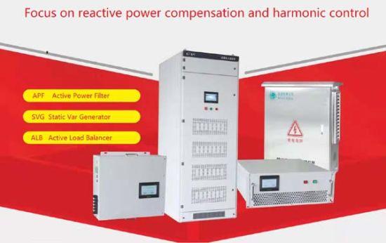 China Active Load Balancer Made By Static Var Generator Circui Breaker China Circuit Breaker Generator