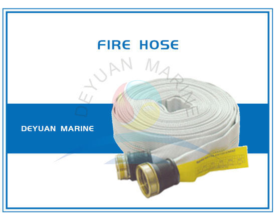 Strength Nitrile PVC Fire Hose with High Pressure