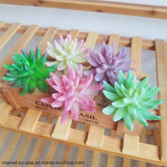 China multi color artificial flowers lotus landscape decorative multi color artificial flowers lotus landscape decorative plants fake flowers mightylinksfo