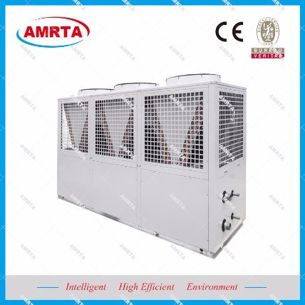 Industrial Plastic Water Air Cooled Chiller