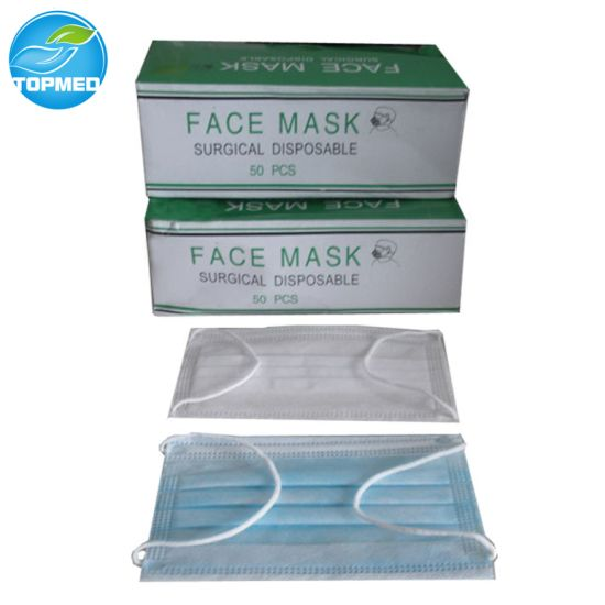 disposable face mask medical