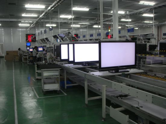Factory Supply Automation LCD TV Assembly Line Conveyor Equipment