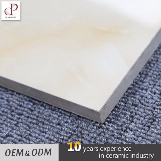 China Hot Sale Cheap High Quality 24X36 Marble Yellow Porcelain Tile