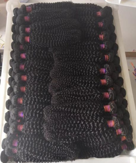 Brazilian Remy Human Hair Extension Natural Hair Weft