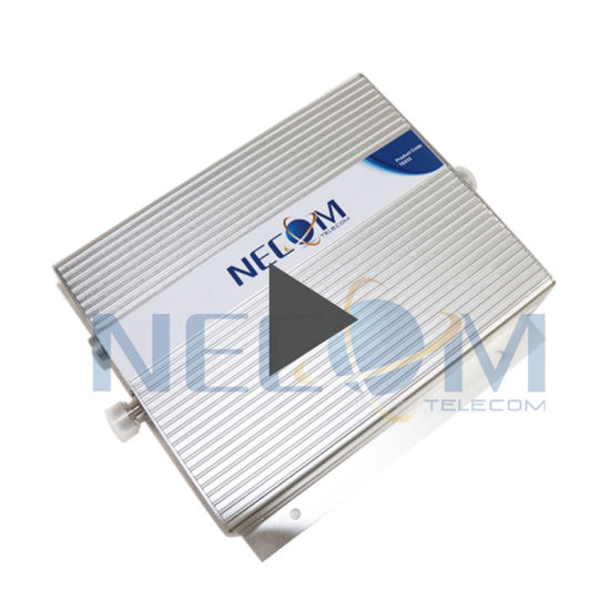 Full Band 850MHz GSM Signal Booster 33dBm Mobile Signal Frequency Booster for Home pictures & photos
