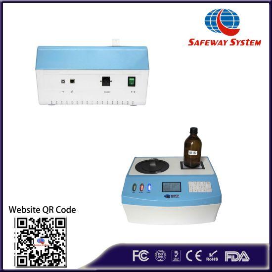 Dangerous Liquid Scanner Explosive Liquid Detector Liquid Security Inspection System