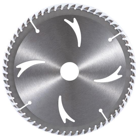 Tct Circular Saw Blade for Wood and Aluminum Cutting