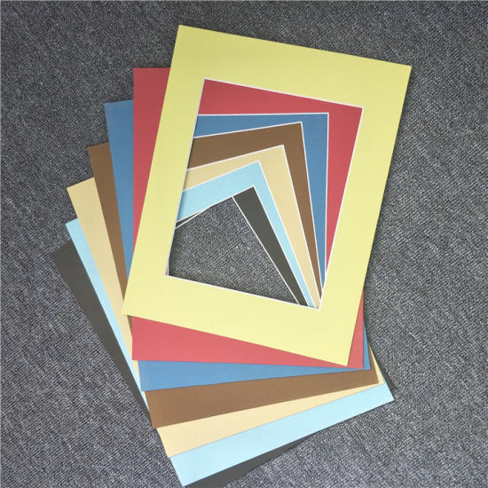China Acid-Free Matboard for Photo Frame Home Decoration - China ...