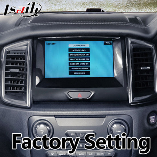 China Android 6 0 Auto Navigation Interface for Ford Everest Sync 3