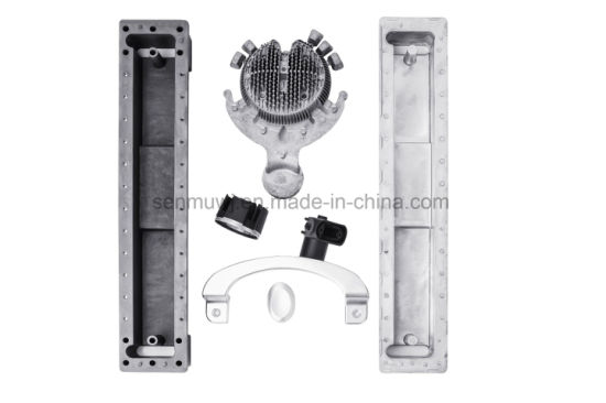 Secondary Processing of Aluminum Die-Casting Parts for Telecom or LED Lighting