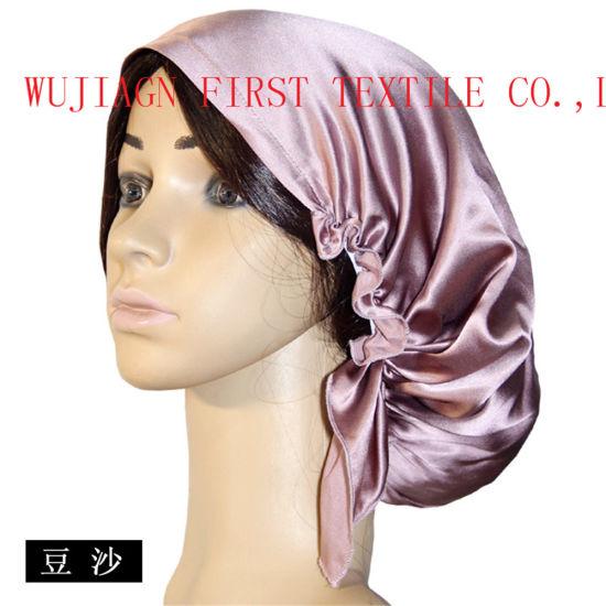 100% Natural Silk Head Scarves