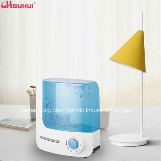 China Bedroom Use Tabletop Electric Moist Air Large Humidifier China Humidifier And House Humidifier Price