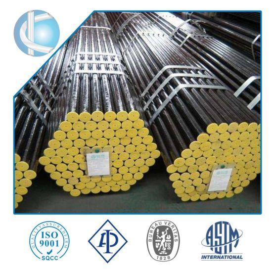 Carbon Steel Seamless Pipe (ASTM A106 GR. B/ASME SA106 GR. B/API 5L GR. B) Psl1 Psl2