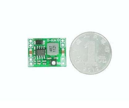 MP1584en Ultra-Small Size DC-DC Step-Down Power Supply Module 3A Adjustable