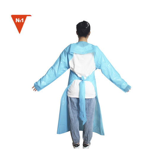 Biodegradable Customized Professional High Quality Disposable Surgical Isolation Gown High Quality Surgical Gown