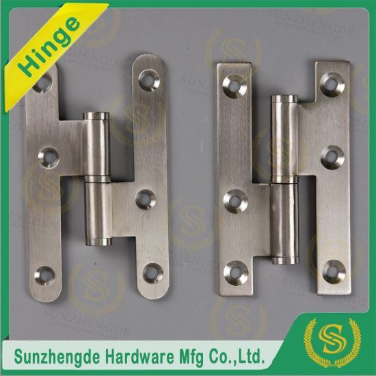 H Shape Lift off Stainless Steel Hinge for Kitchen Cabinet