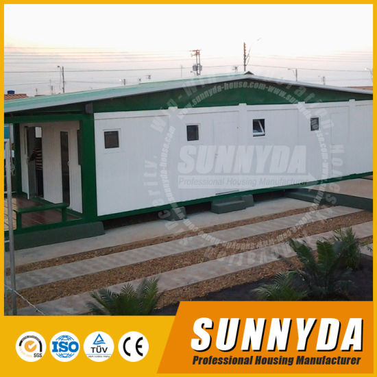 Modern Design portable Luxury Mobile Container Living House