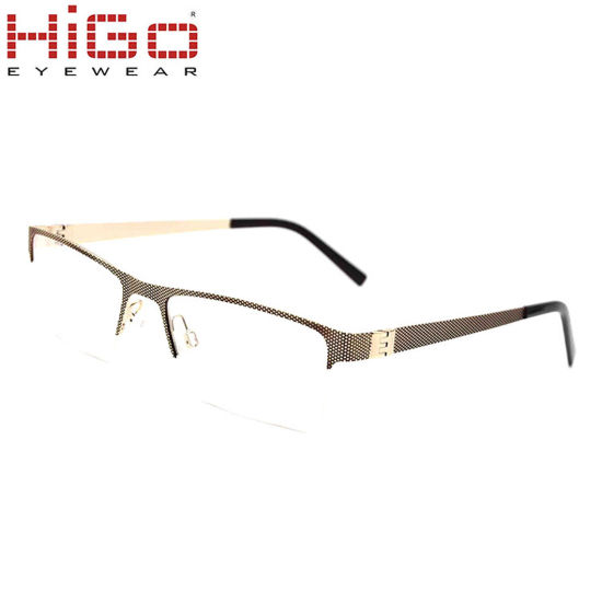 Two-Color Electroplating Hot Eye Glasses