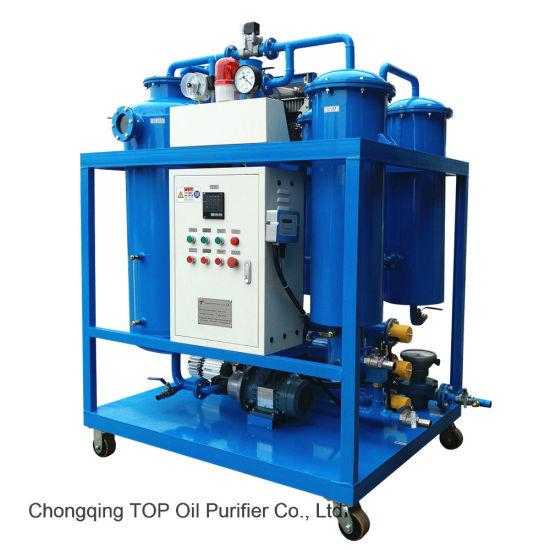 Water-Removal Turbine Oil Flushing Machine (TY)