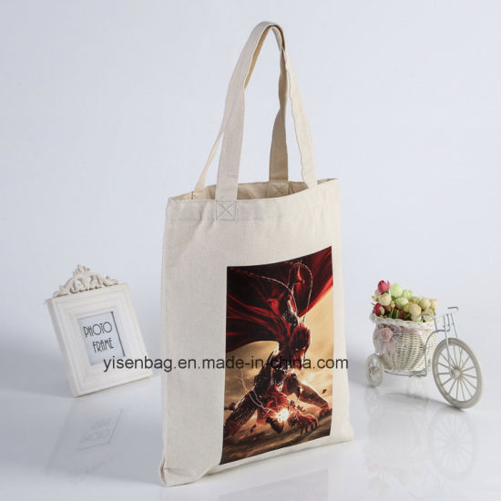 Promotional Cotton Canvas Tote Bags pictures & photos