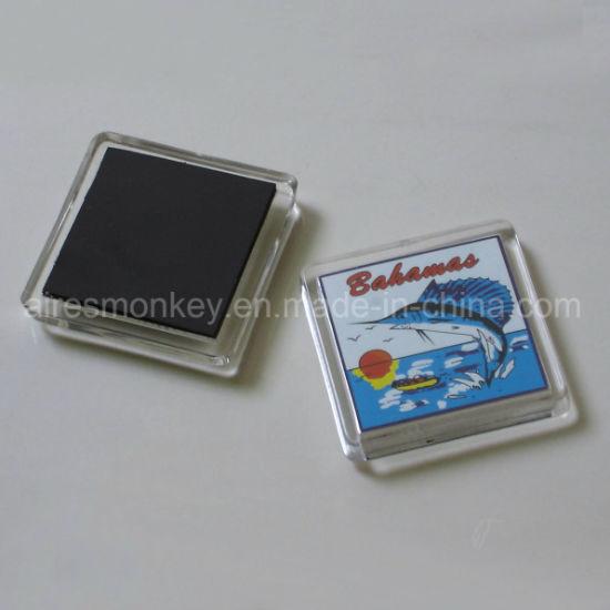 China Promotion Acrylic Fridge Magnet Blank Acrylic Magnets Photo