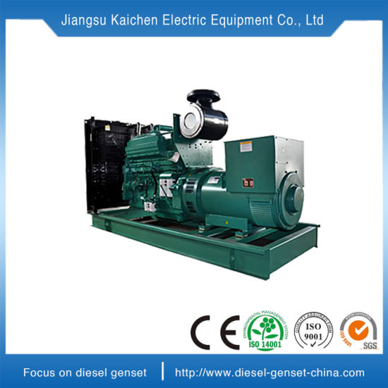 400kVA 320kw Good Quality Silent Type Diesel Generator Set Powered by Cummins Engine Nta855-G4