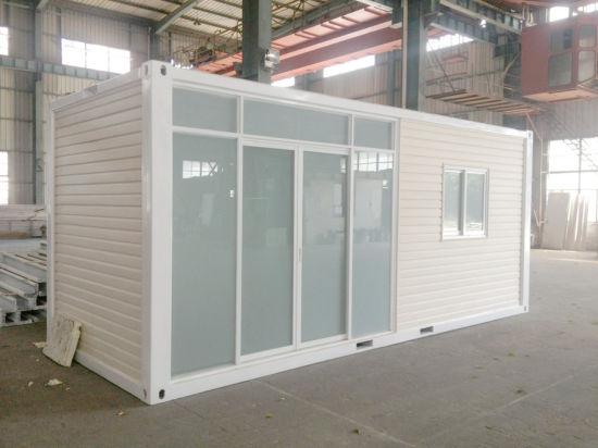 Cheap Modern Prefab Container House for Restaurant
