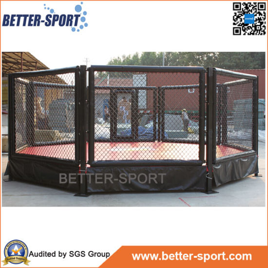 MMA Cage- China MMA Cage, Fighting Cage pictures & photos