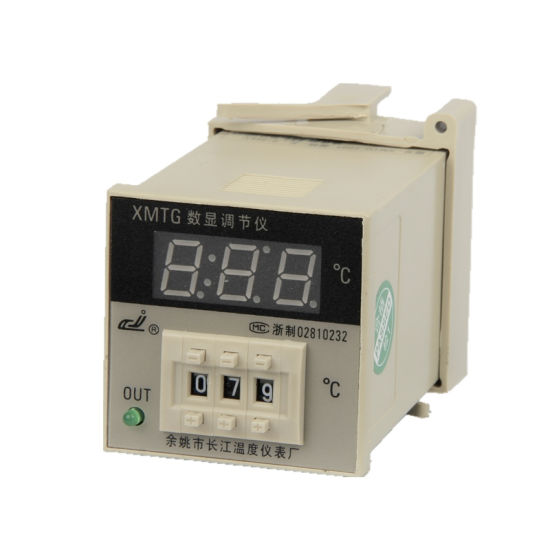 Digital Time Proportion Adjustment Temperature Controller (XMTG-2301/2) pictures & photos