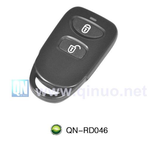 Remote control for garage door fixed code