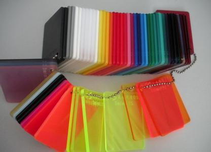 China All Colors Acrylic Sheet with New Materials - China PMMA, PVC ...