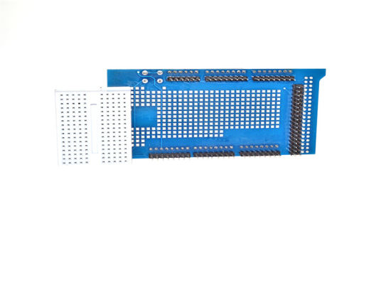 China Arduino Mega 2560 PCB Prototype Prototype Board