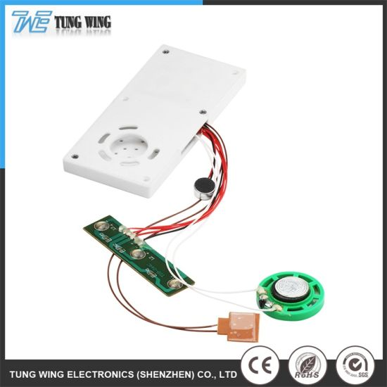 Customized Sound Module Chip for Greeting Card