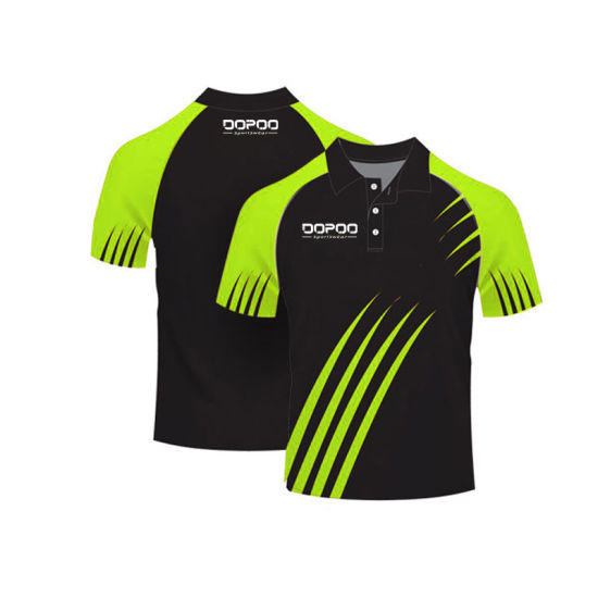 Custom Golf Polo Sports Polos Shirt with Wholesale Price pictures & photos