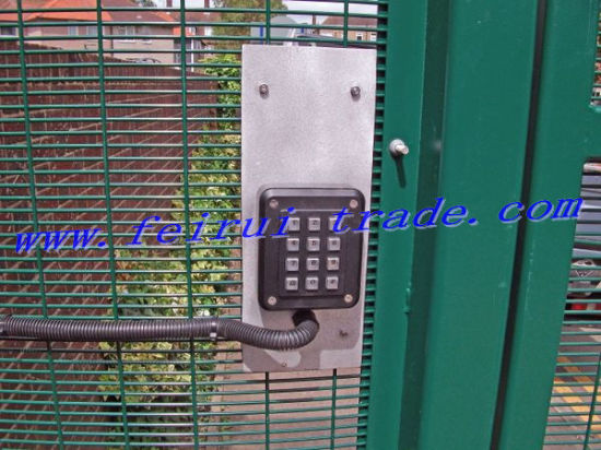 Powder Coated Anti-Climb 358 Fence for Sale pictures & photos