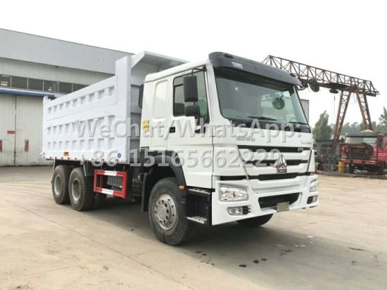 Chinese Brand 50 Ton Top Brand Used Tipping Truck 371HP Tipping Truck 10 Wheeler Dump Truck Capacity with Direct Dealer