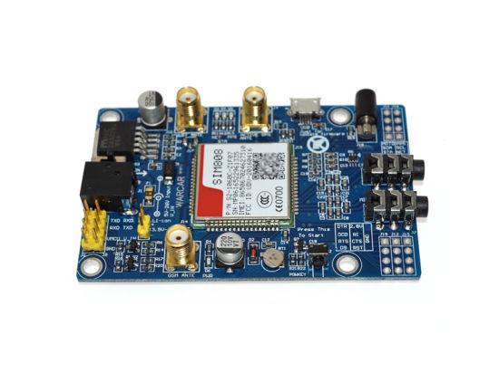 China SIM808 Module GPRS GSM Module Development Board